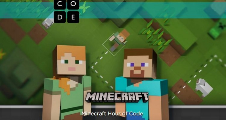 Microsoft-and-Code org-Team-Up-to-Bring-'Minecraft'-to-Hour